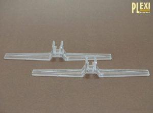 Suport tip Talpă ramă plastic 90 grade