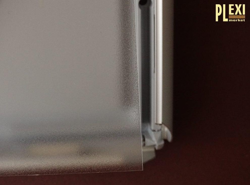 Rama click aluminiu