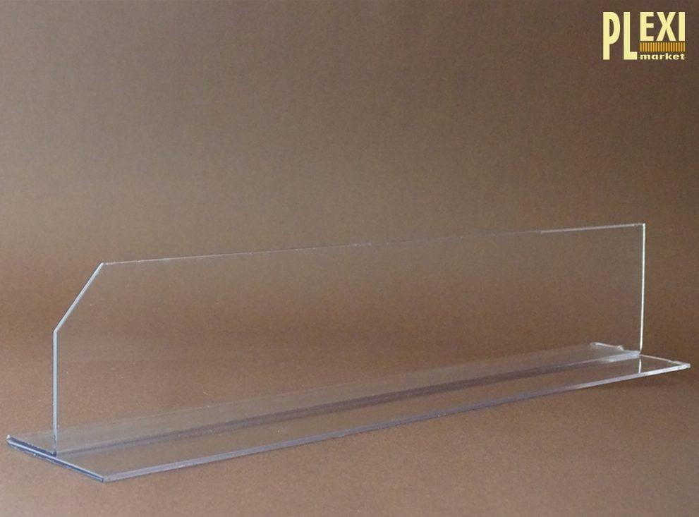 Separator marfa plexiglas