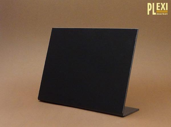 Suport eticheta pret tip tabla neagra