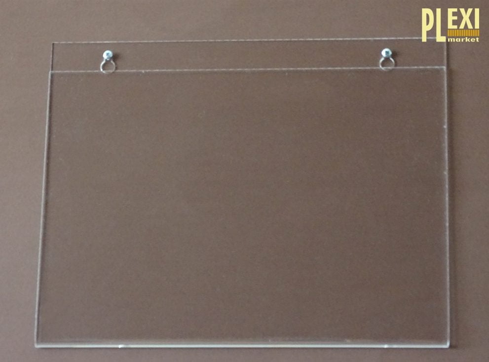 Suport plexiglas perete