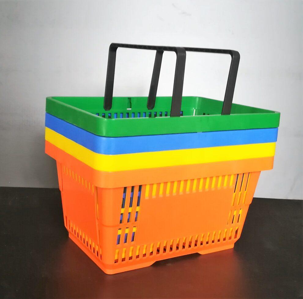Cosuri plastic supermarket